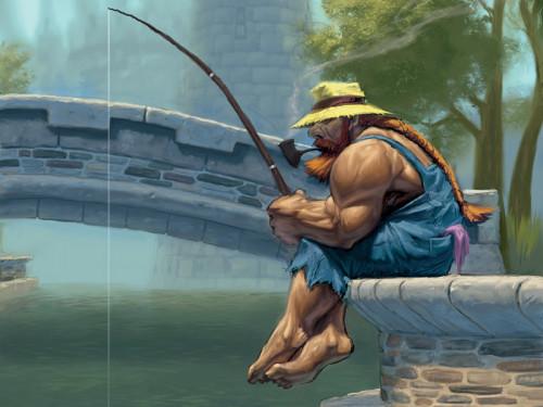 Guía de Pesca TBC (1-375) - Burning Crusade Classic