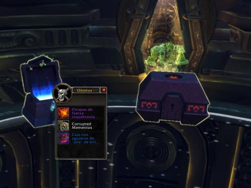 Blizzard da detalles sobre las recompensas de las Visiones Horripilantes