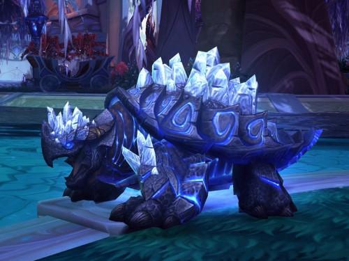 Mascota de Cazador: Tortuga Caparazón de Maná de las Tierras Bajas