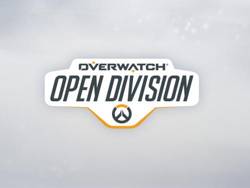 Apuntaos a la Temporada de Prácticas de la Open Division de Overwatch 2019