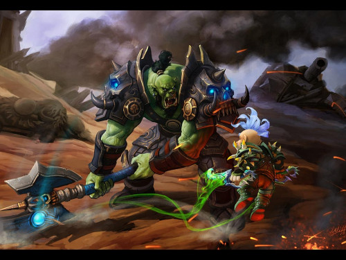 Sistema de Objetos JcJ en Battle for Azeroth