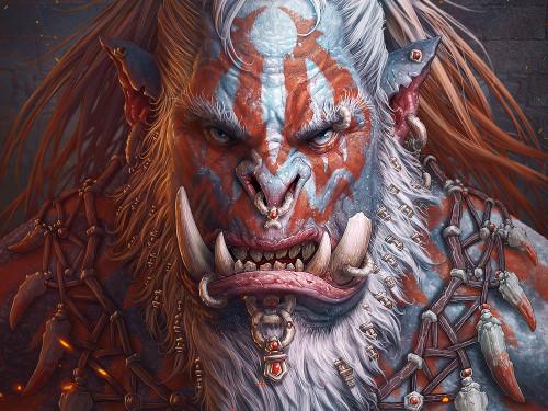Fan Arts Warcraft: Capítulo CCXIII