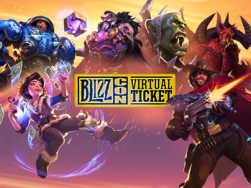 Sorteo IV BlizzCon 2019: ¡Sorteamos 2 Entradas Virtuales!