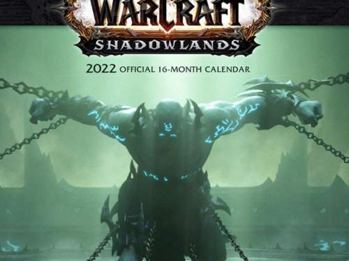 ¡Calendario 2022 oficial de Warcraft ya en preventa!