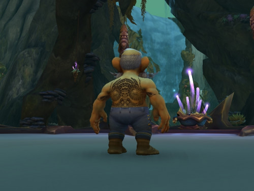 Curiosidades de Warcraft: War Paint (Shirt)