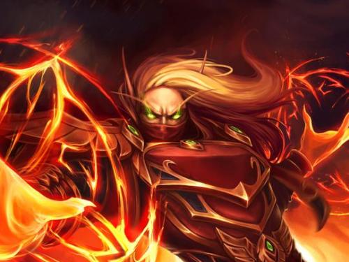 Fan Arts Warcraft: Capítulo CLXXII