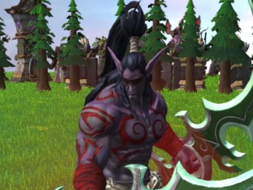 Comparativa Unidades Elfos de la Noche entre Warcraft III y Warcraft III Reforged