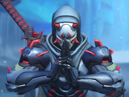 Genji Oni y Mercy Victoria Alada desactivadas temporalmente