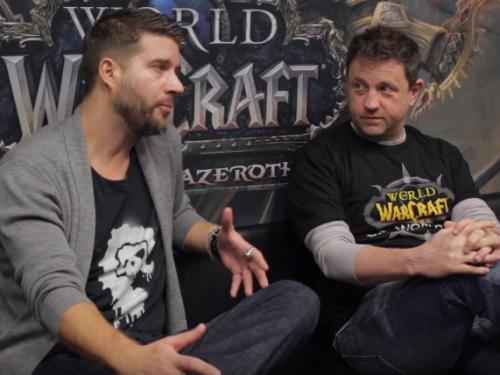 BlizzCon 2017: Entrevista a Steve Burke y Chris Robinson