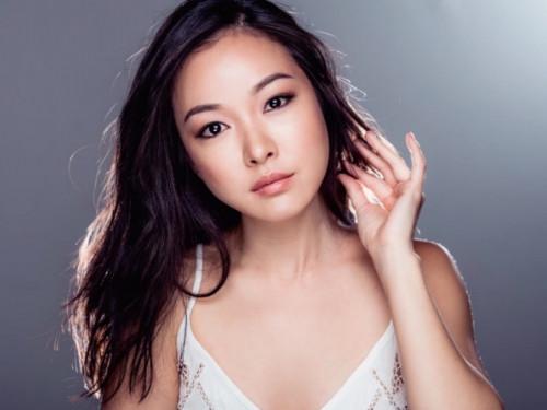 Charlet Chung se encuentra trabajando en una Serie Animada