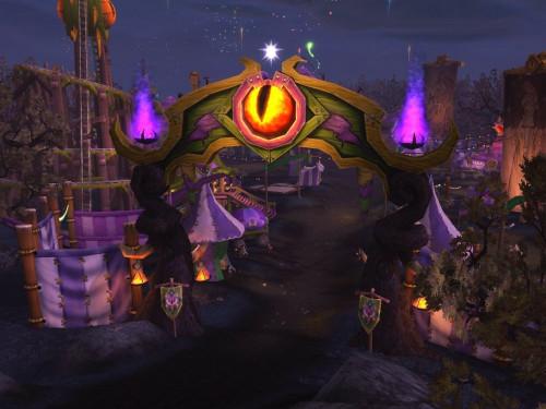 ¡Locura en la Feria de la Luna Negra es la nueva expansión de Hearthstone!