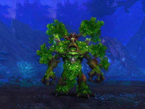 BlizzConline: Creación de la montura ancestro errante en World of Warcraft