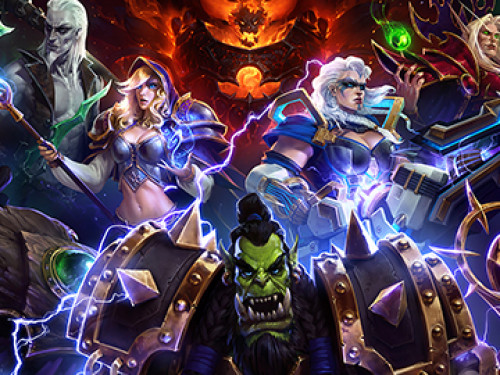 Actualización Desarrollo Heroes of the Storm: 12 de Abril de 2018