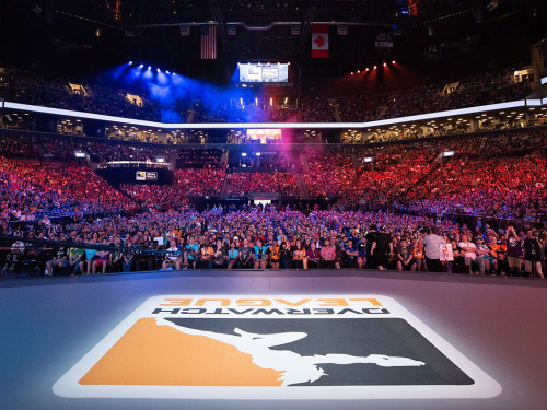 La Overwatch League pierde audiencia semana tras semana