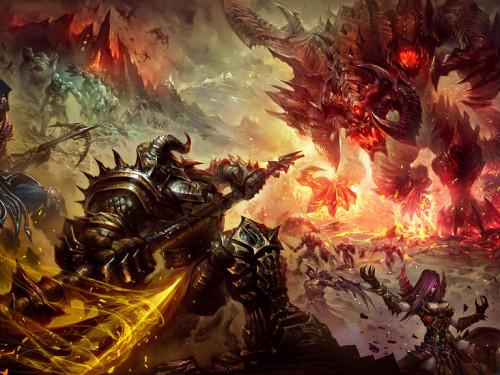 Fan Arts Diablo: Capítulo II