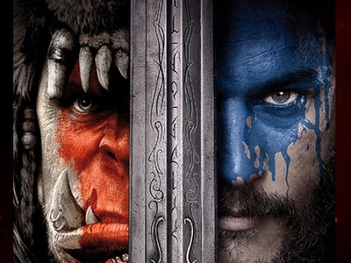 Promo del evento Warcraft: el Origen en la Comic Fan