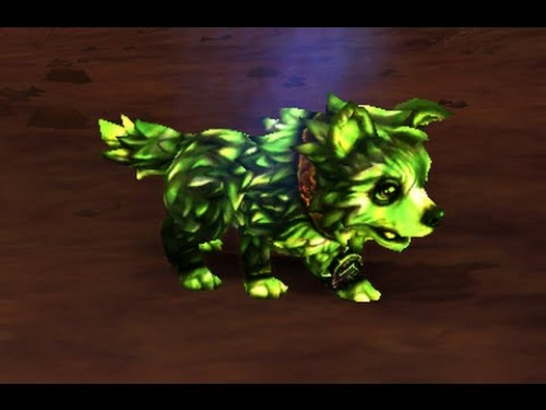 Terror en Tanaan - Duelos de Mascotas Legendarias