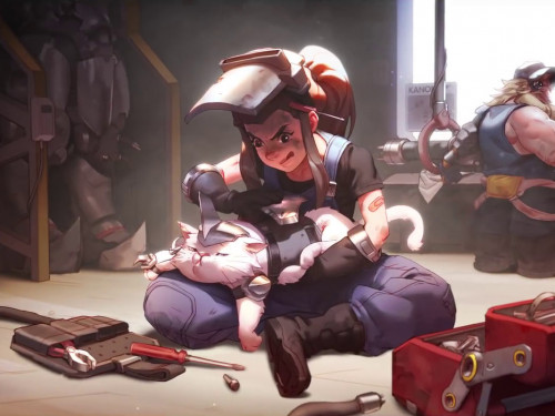 Equilibro de Héroes en Overwatch: 6 de Abril 2020