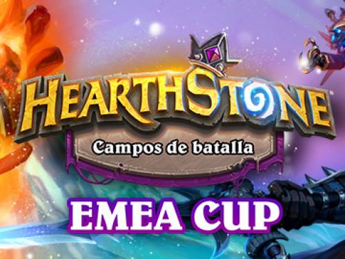 ¡No os perdáis la EMEA Battlegrounds Cup este fin de semana!