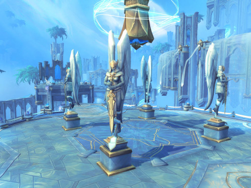 Shadowlands: ¡Nueva Arena JcJ en Bastión!