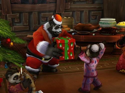 ¡Recoge tu regalo en Warcraft!