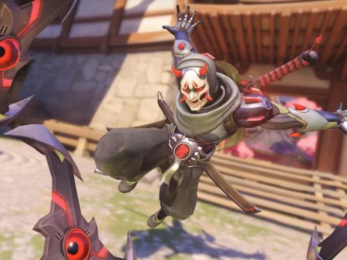 ¡Consigue la Apariencia Oni de Genji!