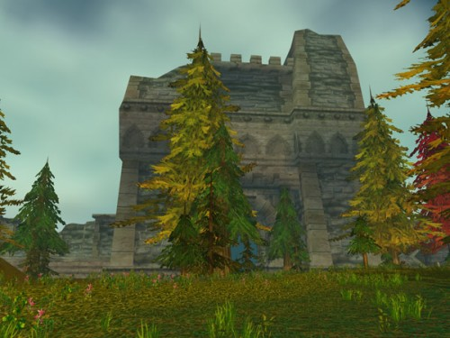 Muro de Thoradin: Historia de WoW