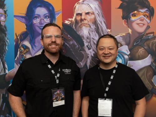 Diablo Immortal: Entrevista de Venturebeat a Wyatt Cheng y Caleb Arseneaux