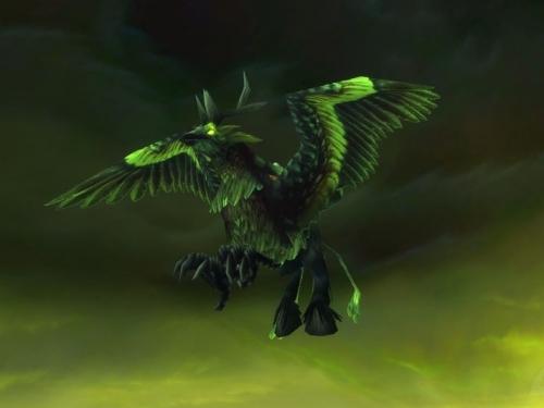 Lalathin: Mascota de Cazador
