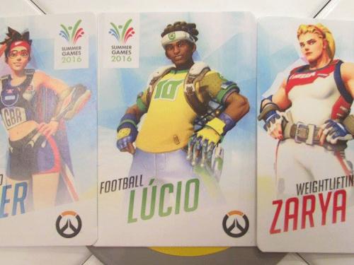 Overwatch en los Juegos Olímpicos
