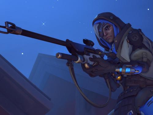 Nuevo Héroe: ¡Ana Amari llega a Overwatch!