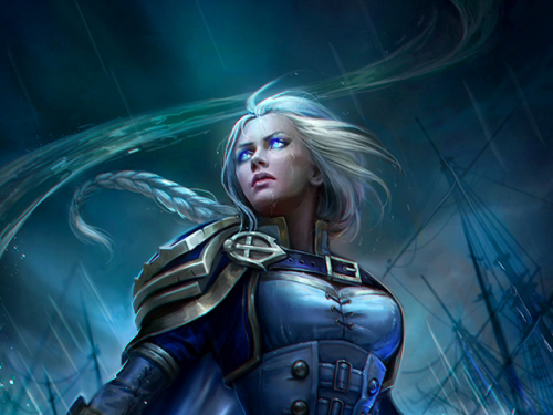 Fan Arts Warcraft: Capítulo CXXXV