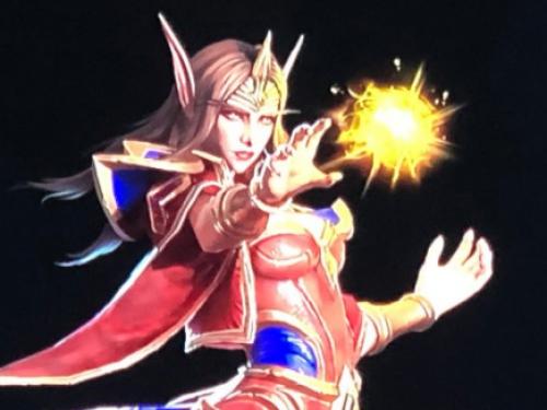 Comparativa de Modelos de Personajes en Warcraft III: Reforged