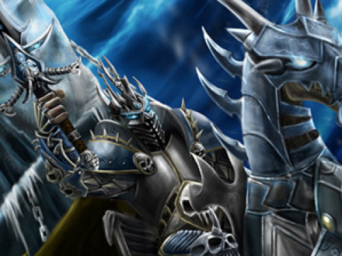 Avance de clase de Legion: Caballero de la Muerte