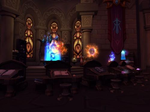 Reformas en la Sala de Clase de Magos