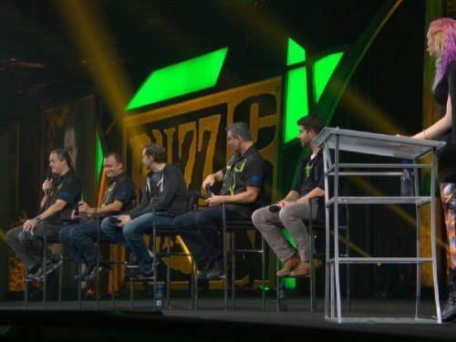 Preguntas y Respuestas de Warcraft: BlizzCon 2016