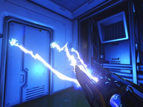 Efectos de Luz en Overwatch