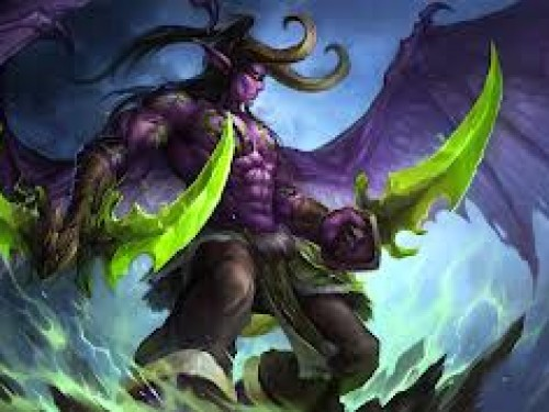 Illidan: Nueva novela de World of Warcraft