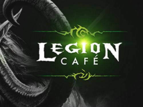Celebramos el lanzamiento de Legion en el Legion Café de Colonia