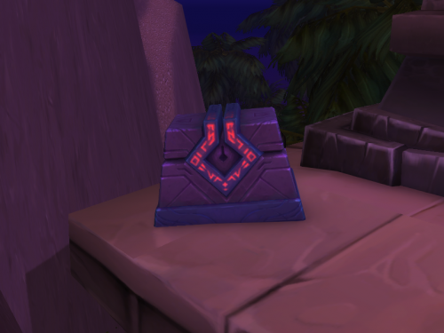 ¿Dónde se encuentra el Arca del Imperio en el Asalto de Uldum?