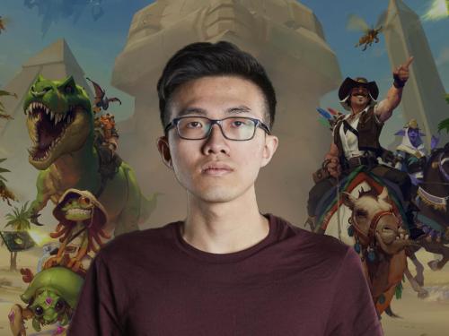 Comunicado de Blitzchung tras la decisión final de Blizzard