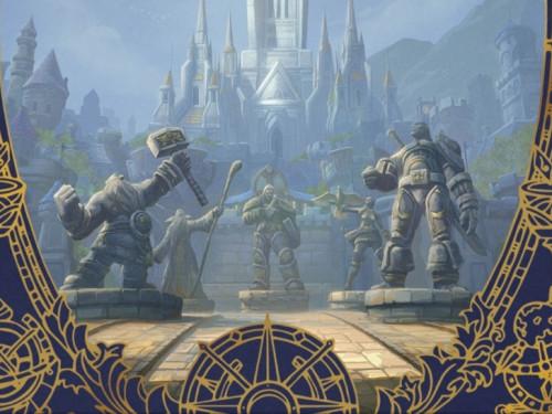 Relato de Warcraft: «Terror a la luz de la antorcha»