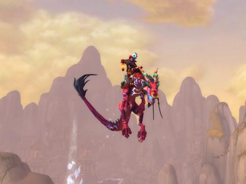 Guía de Oro: Espíritus de armonía y Riendas del dragón nimbo rubí tronador