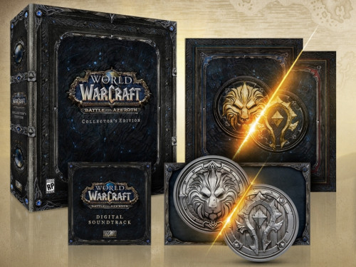 Battle for Azeroth: Collector's Edition