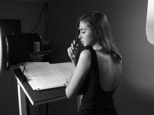 Entrevista Ana de Castro: Actriz de Doblaje