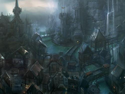 Zonas de Diablo: Westmarch