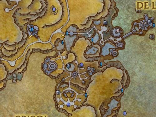 HandyNotes Shadowlands y HandyNotes Oribos. Addons esenciales para Shadowlands