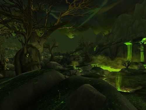 Selva de Tanaan. Primer vistazo en el parche 6.2