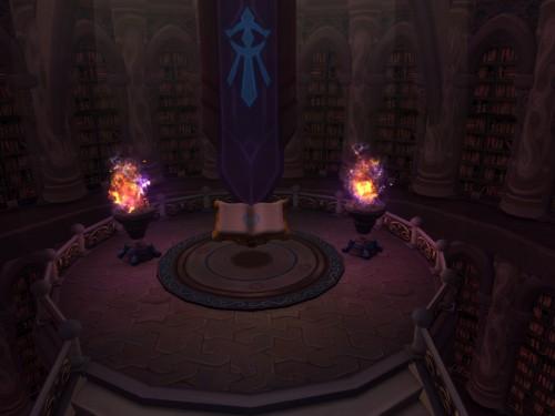 Vista Preliminar: Salas de Clase de Mago y Chamán