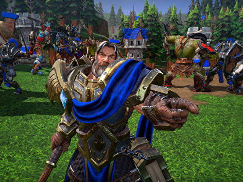 BlizzCon 2018: Gameplay de Warcraft III Reforged